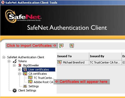 Perfect PDF Digital Signatures
